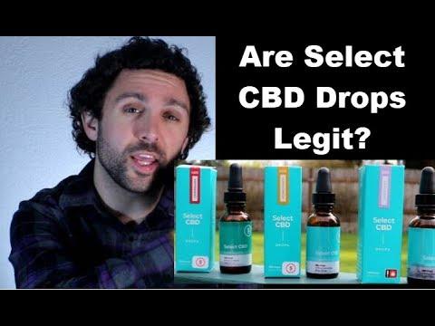 Select CBD Drops Review