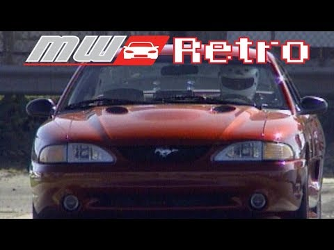 1996 Ford Mustang Cobra 4.6 | MotorWeek Retro