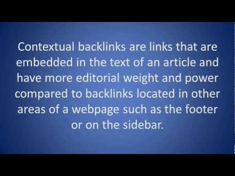 Google SEO Guide: Tips on how to create backlinks from article directories