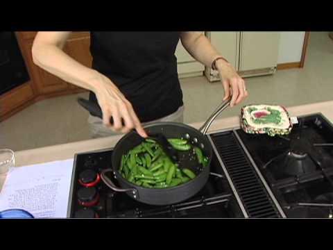 Stir-fry Sugar Snap Peas