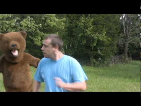 Doritos Commercial - Bears Don't Mess With A Mans Doritos