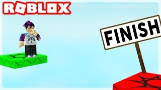 INVISIBLE ROBLOX OBBY!!