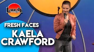 Kaela Crawford | Fresh Faces | Laugh Factory Stand Up Comedy