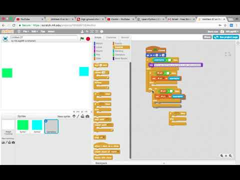 Multiplayer game on scratch | READ DESCRIPCION