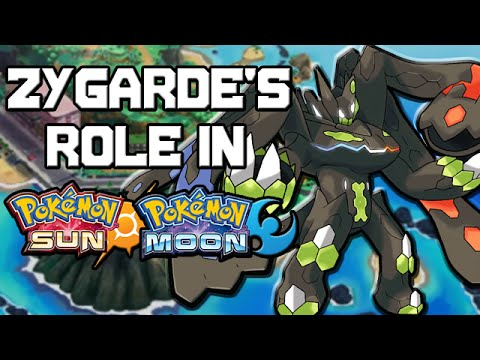 What is Zygarde's Role In Pokemon Sun And Moon? Pokemon Sun and Moon Theory