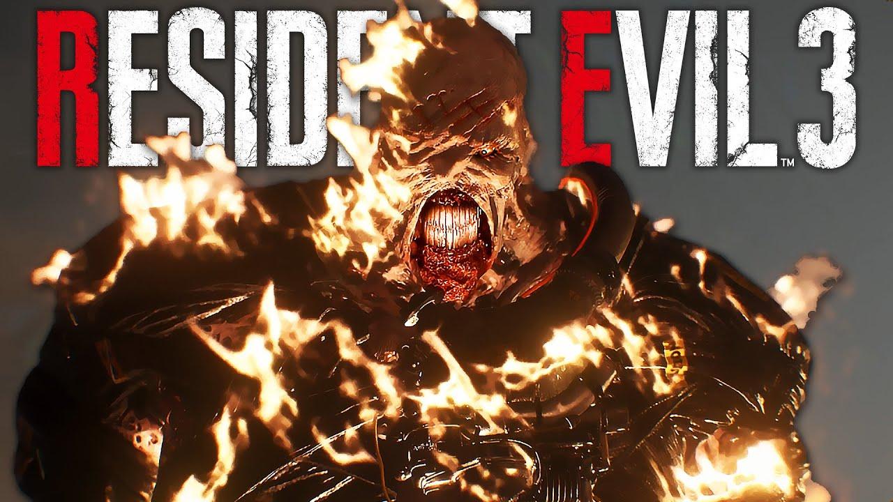 THE NEMESIS RETURNS | Resident Evil 3 - Part 1