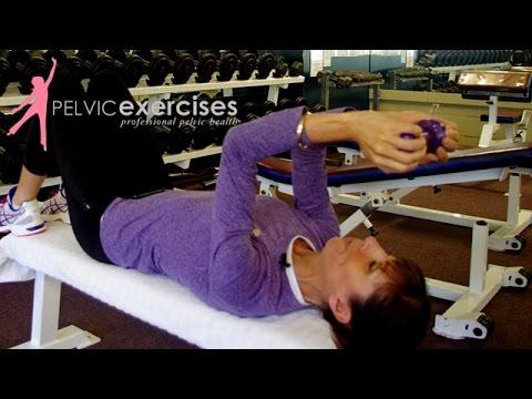 Arm Toning Exercises For Women - Pelvic Floor Safe