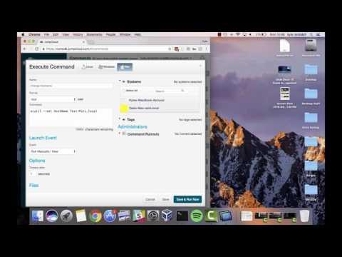 Commands for Macs | JumpCloud Tutorial