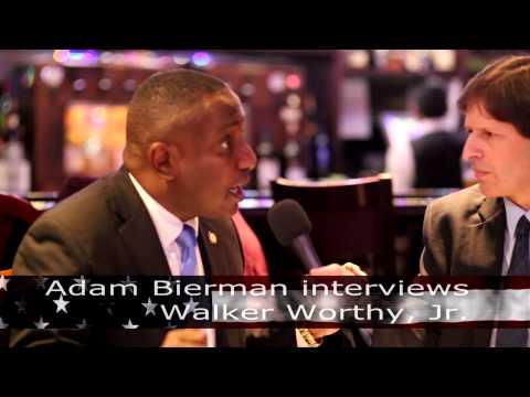 Adam Bierman interviews Walker Worthy, Jr.