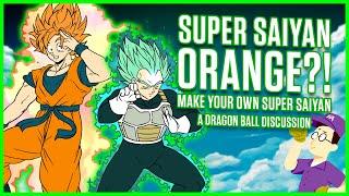 Download SUPER SAIYAN GREEN & ORANGE: MAKING SUPER SAIYANS! | MasakoX Video