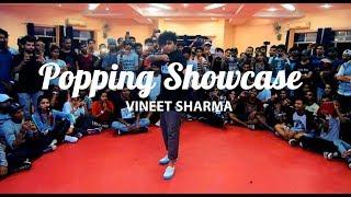 Vineet Sharma | Urban Dance Week 5 | Pune 2017