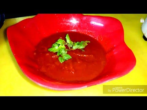 How to make chilli sauce [full recipe]