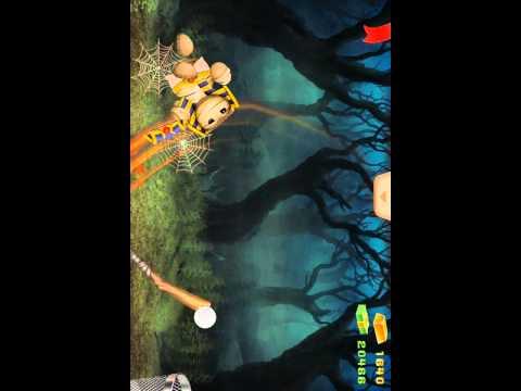 Kick the buddy Halloween scythe kill zoom