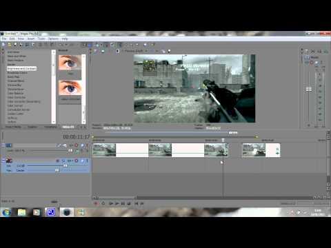 Sony Vegas Pro 9 Super Slow Motion Tutorial