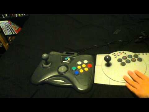 VIB113 Accessories Reviews:Arcade Shark for N64