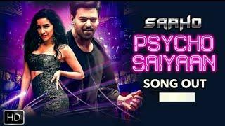 PSYCHO SAIYAAN (Official Music Video)   Saaho   Prabhas   Shraddha Kapoor   ALL IN ONE