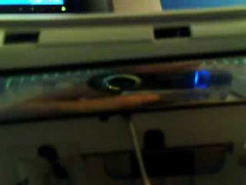 How to manually eject a Xbox 360 LiteOn disc drive