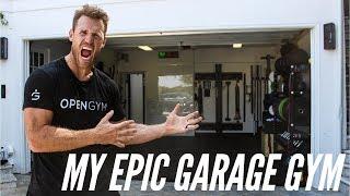 Garage gym videos 9tube.tv
