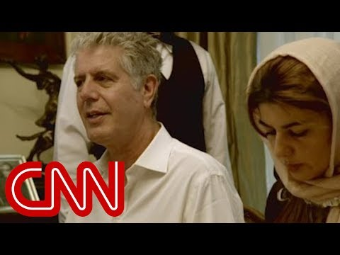 Anthony Bourdain: Iran not what I expected (Parts Unknown)