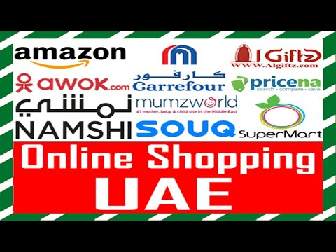 Top 10 Best Online Shopping Websites in United Arab Emirate (UAE) – 2018