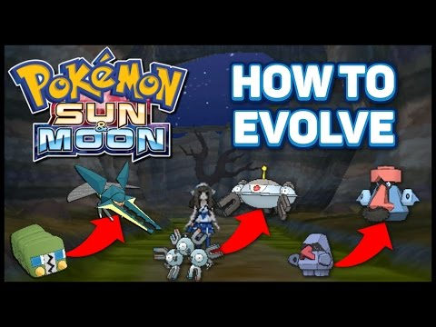 How to Evolve Charjabug into Vikavolt | Evolving Magneton, and Nosepass in Pokémon Sun and Moon