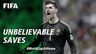 #WorldCupAtHome | Unbelievable Saves (Neuer, Buffon, Lloris)