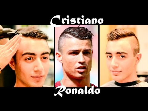 Cristiano Ronaldo Haircut and Style | Popular Mens Hairstyle
