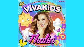 "Thalia - ""viva Kids"" Volumen 1 Promo Trailer"