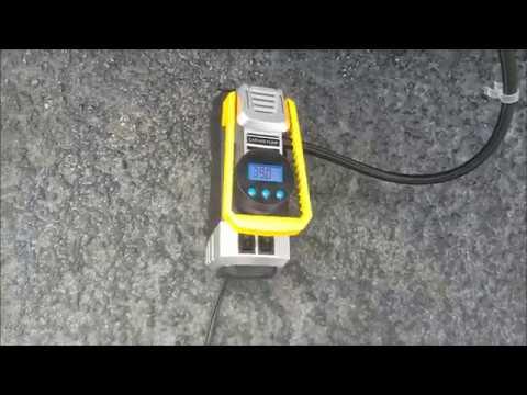 Air Compressor Pump Tsumbay 12V 150 PSI Car Air Pump Digital Tire Inflator  {Review}