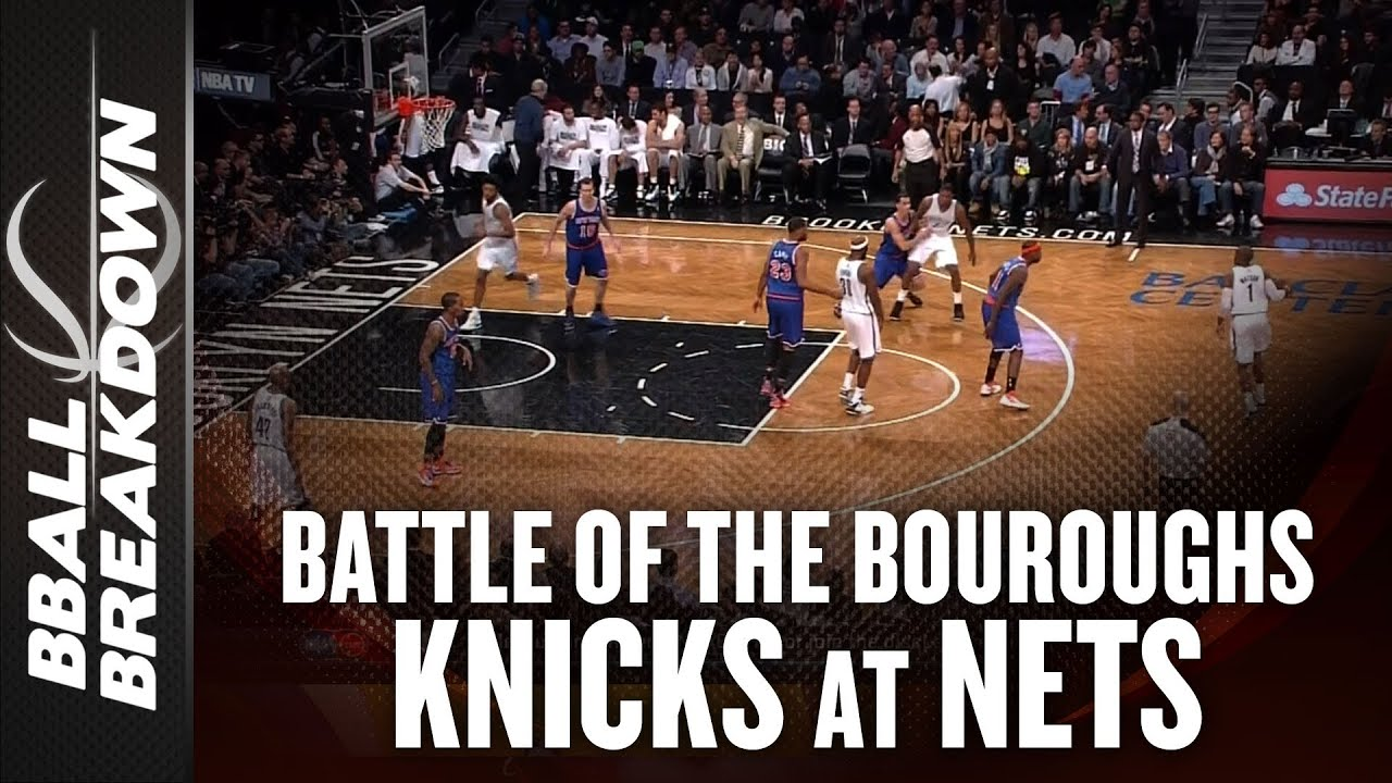 Knicks at Nets: Battle of the Boroughs Comes Down to Knicks D