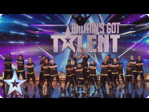 Teaser: IMD dance crew will leave you BREATHLESS! | Britain's Got Talent 2015