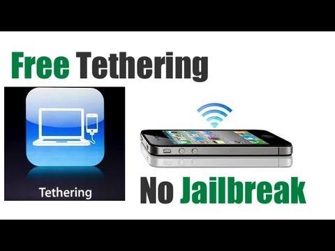 Free Tethering No Jailbreak - Activez le partage de connexion iPhone sans Jailbreak avec iRinger!