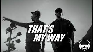 Edi Rock - That's My Way ft. Seu Jorge [Video Oficial]