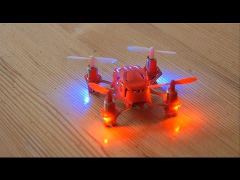 Revell Nano Quad Pro unboxing, tips, flight video and Looping Hubsan Q4 Nano Quadcopter
