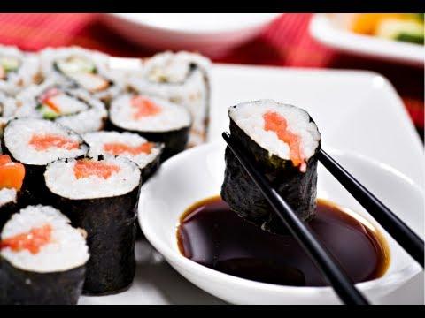 How to Make Sushi Rice - Sushi Rice Recipe Easy