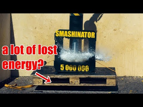 Will recoil of Smashinator cut its power?