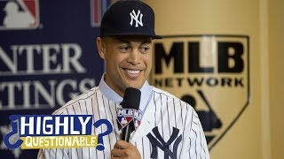 The HQ crew thinks something is fishy with the Giancarlo Stanton trade | Highly Questionable | ESPN