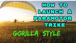 Paramotor trike Videos - 9tube tv