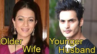 16 TV & Bollywood Celebrities Who Are Younger Than Their Wives