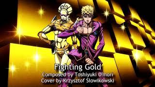 Jjba: Golden Wind - Fighting Gold (instrumental Cover)