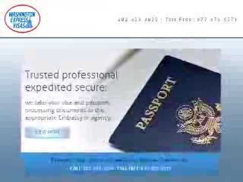Fast and Reliable Washington DC Passport Processing