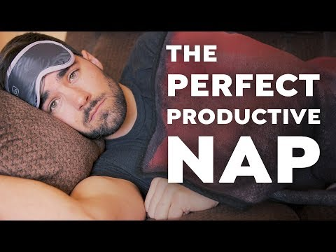 How a Nap Can Boost Your Productivity (If You Do It Right)