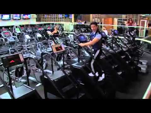 Fitness Expert Peter Nielsen shows which machines burn the most calories . Petersprinciples.com