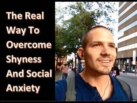 Learning To Accept Your Shyness And Social Anxiety Is The Real Way To Overcome It