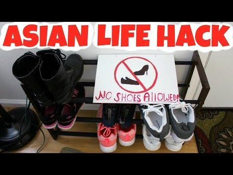 Asian Life Hack You Need To Know