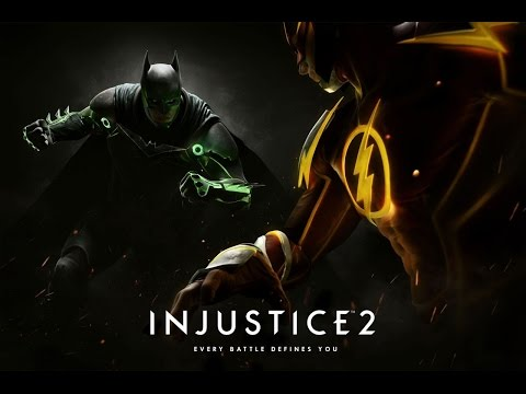 Injustice 2 Official Trailer !!!!