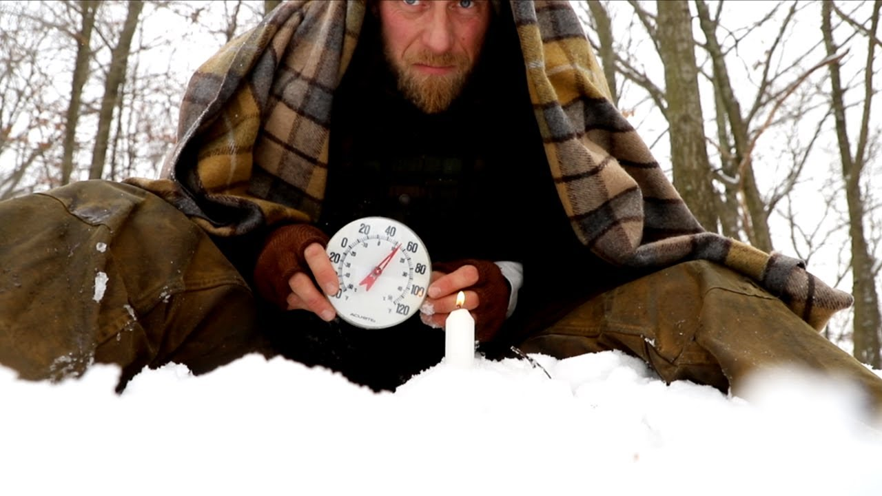 Learn the Trick this Survivalist uses to stay warm! Winter Survival, Survival Hacks, Survival Tips