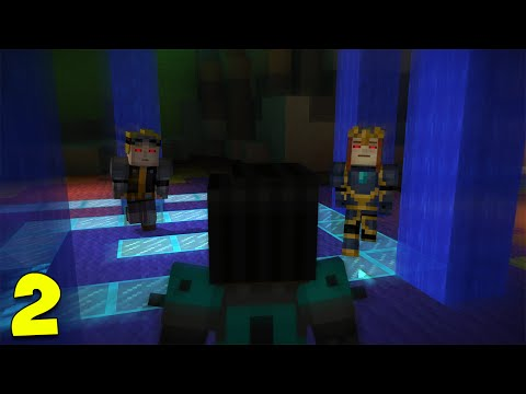 Minecraft Story Mode: Episode 7 | WHO TO SAVE PETRA OR LUKAS?! | #2