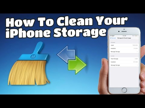 How To Free Up Space On iPhone/ How To Manage Storage On iPhone