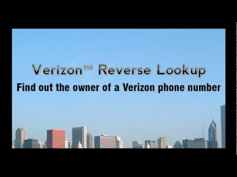 Verizon Reverse Lookup - 3 Amazing Tips to Identify the Phone Number Owner